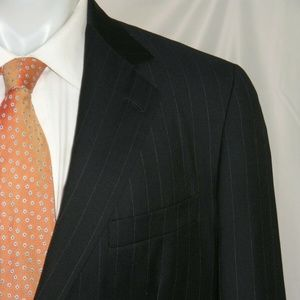 Brooks Brothers Golden Fleece Two Button Suit 41R